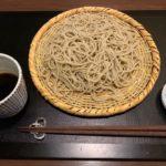 高崎駅から徒歩5分!新規オープンの蕎麦 ほしのを夜に初訪問 熱々の野菜天ぷらの盛り合わせと一緒に頂く十割蕎麦の「ざるそば」に舌鼓