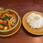 高崎市のスープカレー屋!スープカレー シュガーをランチに訪問  とろけるチキンと野菜たっぷりの「チキンベジタブルスープカレー」