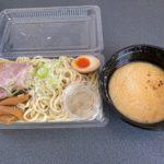 群馬のテイクアウト!地鶏らーめん翔鶴 高崎店でランチを持ち帰り 濃厚な味噌スープと小麦粉の甘みが味わえる「味噌つけ麺」