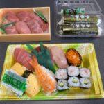 高崎市で寿司のテイクアウト!「ふくすけ寿し」でランチを持ち帰り ネタもシャリもBIGサイズのコスパ抜群の握りや海苔巻きに大満足